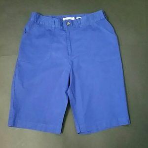 Travel Smith Cotton Shorts. 12